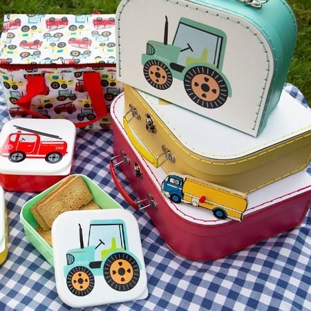 Obrázek pro kategorii Dětské kufříky