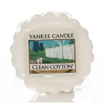 Vonný vosk Clean Cotton_0