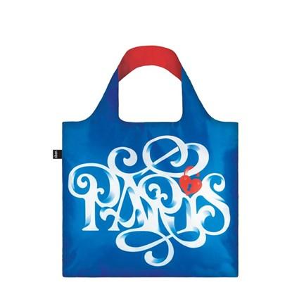 Skládací nákupní taška LOQI - Alex Troch_1