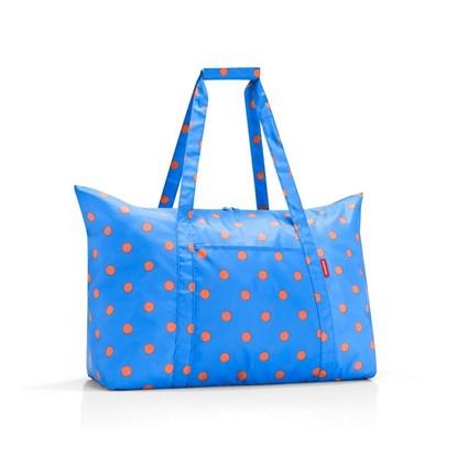 Skládací taška TRAVELBAG azure dots_1