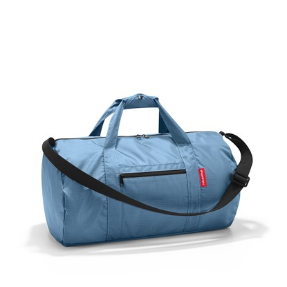 Skládací taška DUFFLEBAG indigo_3