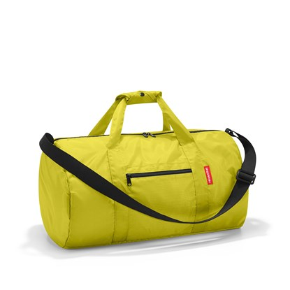 Skládací taška DUFFLEBAG apple green_1