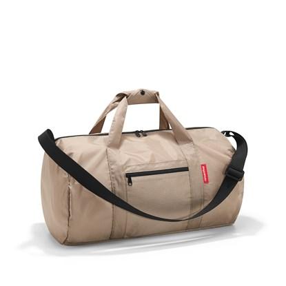 Skládací taška DUFFLEBAG taupe_1