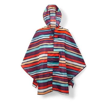 Poncho MINI MAXI artist stripes_1