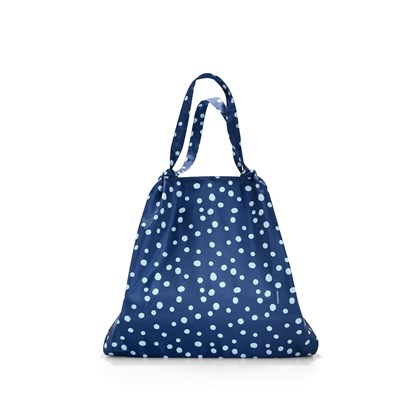 Skládací taška LOFTBAG spots navy_1