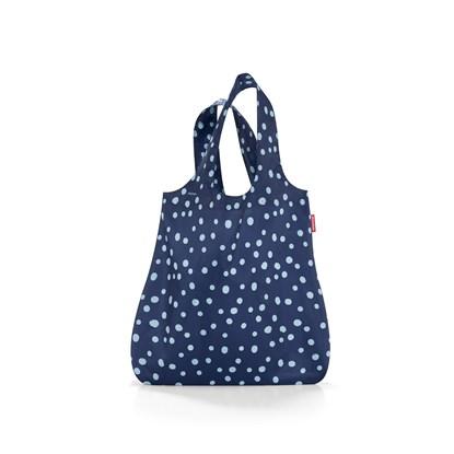 Skládací taška SHOPPER spots navy_1