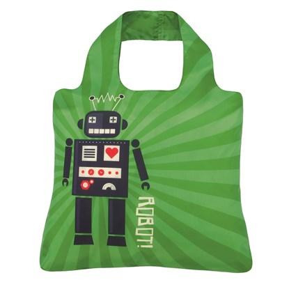 Nákupní taška Envirosax Robot_0