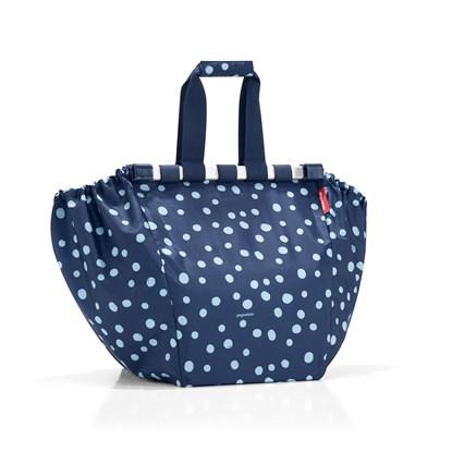 Nákupní taška EASYSHOPPING spots navy_1