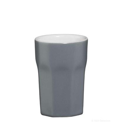 Hrnek na espreso - šedá matná_0