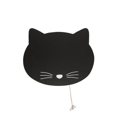 Tabule na křídu BLACK CAT_1