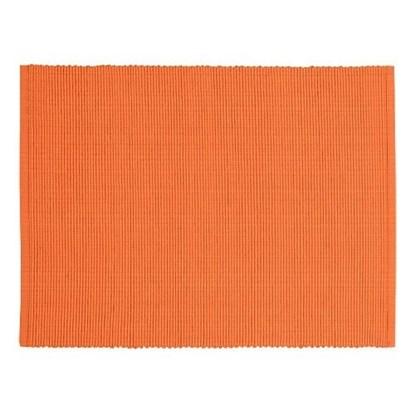 Prostírání 35x46 UNI - oranžová_0