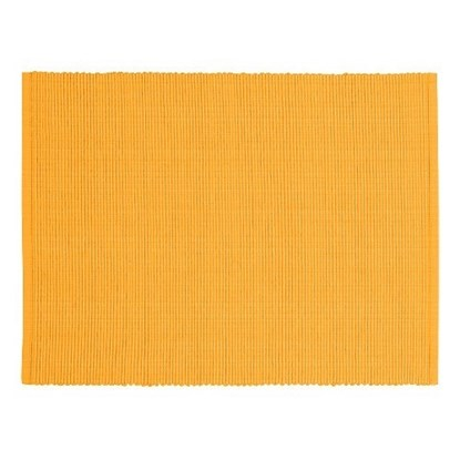 Prostírání 35x46 UNI - tm.žlutá_0
