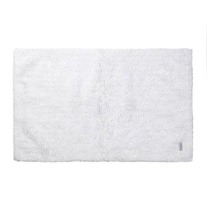 Koupelnová předložka LOOP M bílá_0