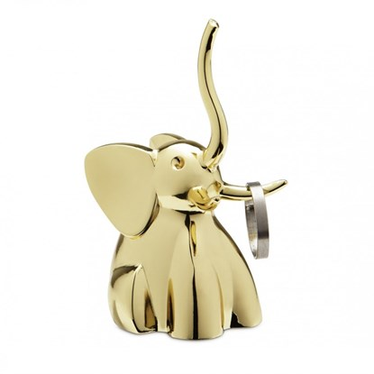 Šperkovnice ZOOLA ELEPHANT mosaz_0