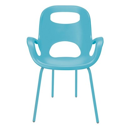 Židle OH tyrkysová_0