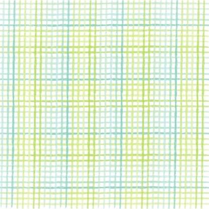 Papír. ubrousek 33x33cm Karo grün_0