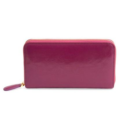 WLA-peněženka-kůže-20x11cm-orchid_0