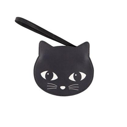 Peněženka na mince Black Cat_1