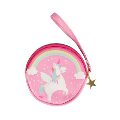 Peněženka na mince Rainbow Unicorn_1