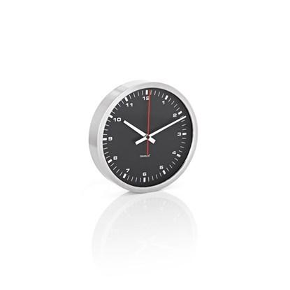 Nástěnné hodiny ERA 24 cm černé_0
