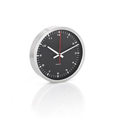Nástěnné hodiny ERA 30 cm černé_0