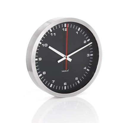 Nástěnné hodiny ERA 40 cm černé_0