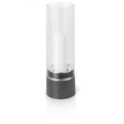 Svícen PIEDRA 47 cm vč. svíčky P.7 cm_0