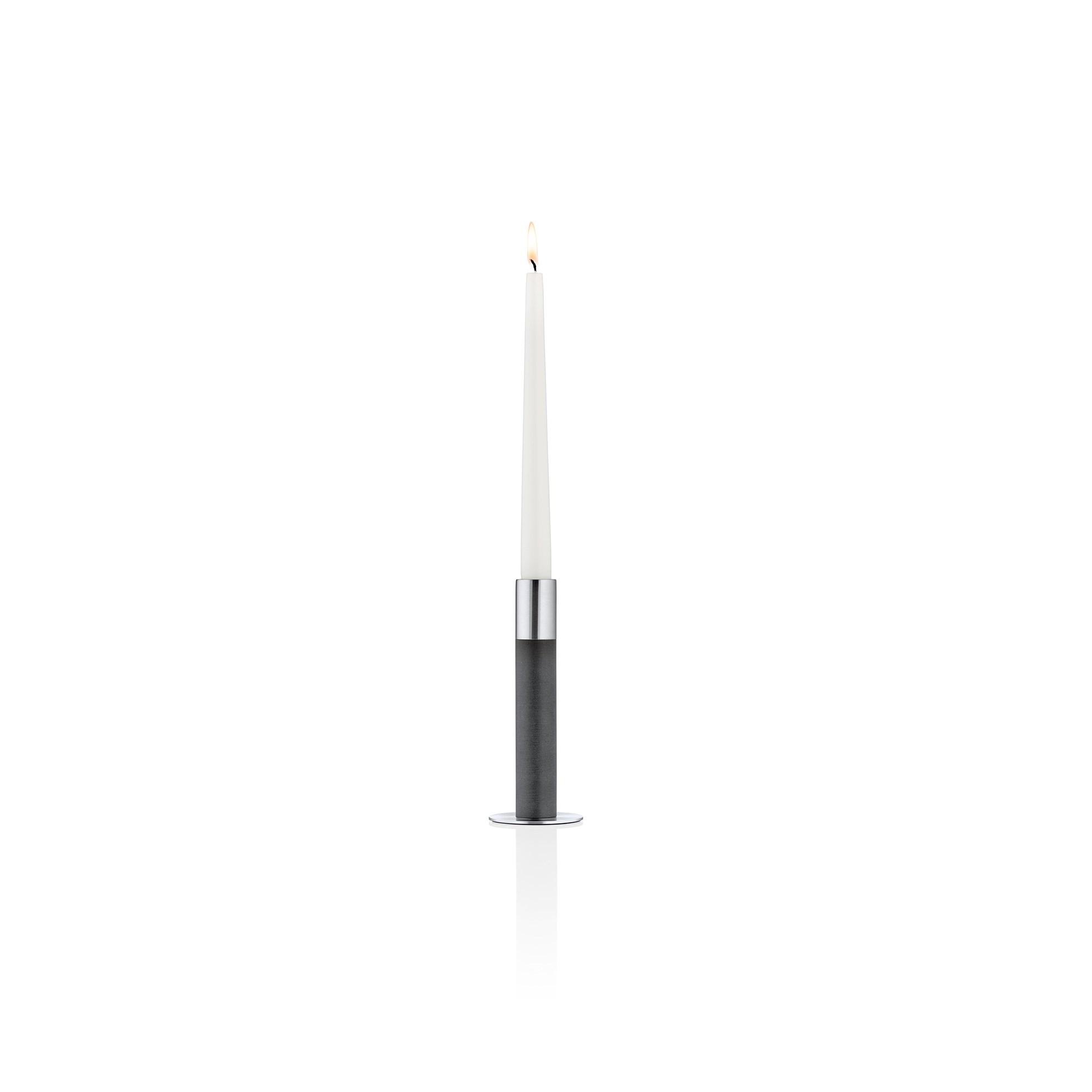 Svícen CANDEA 18cm vč. svíčky P.22mm_1