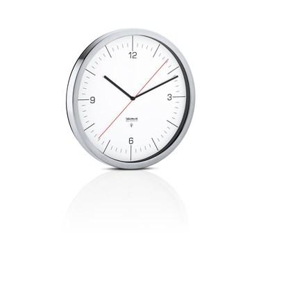 Rádiem řízené hodiny CRONO bílé_0