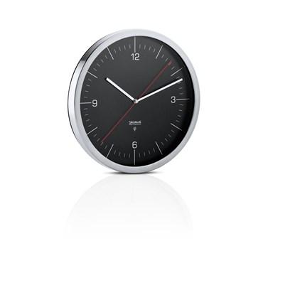 Rádiem řízené hodiny CRONO černé_0