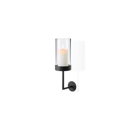 Nástěnný svícen NERO 33 cm_0