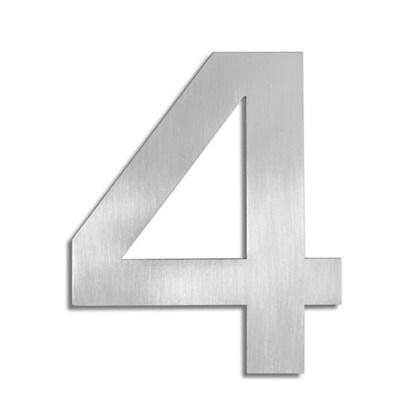 """Domovní číslo """"4"""" SIGNO_0"""