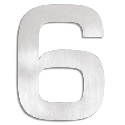 """Domovní číslo """"6"""" SIGNO_0"""