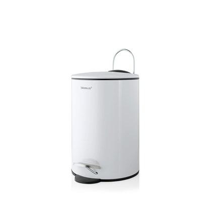 Odpadkový koš TUBO bílý_0