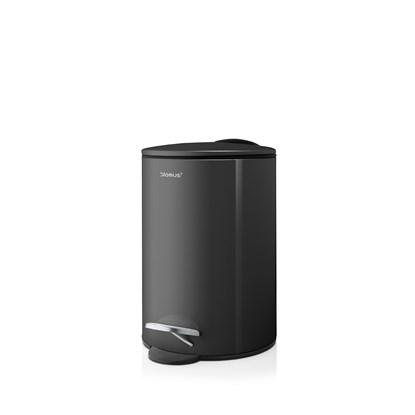 Odpadkový koš TUBO 5l šedý_0
