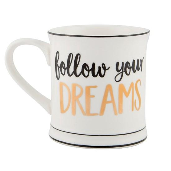 Hrnek FOLLOW YOUR DREAMS_0