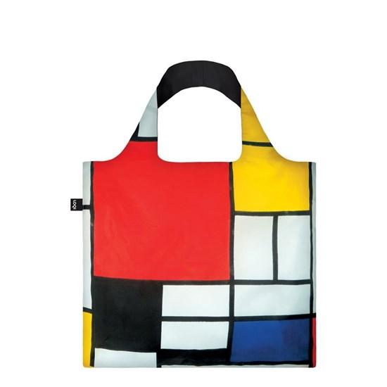 Skládací nákupní taška LOQI - Museum - P_3