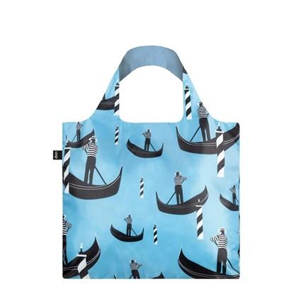 Skládací nákupní taška LOQI - TRAVEL Gon_2