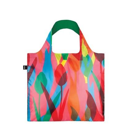 Skládací nákupní taška LOQI - TRAVEL Tul_2
