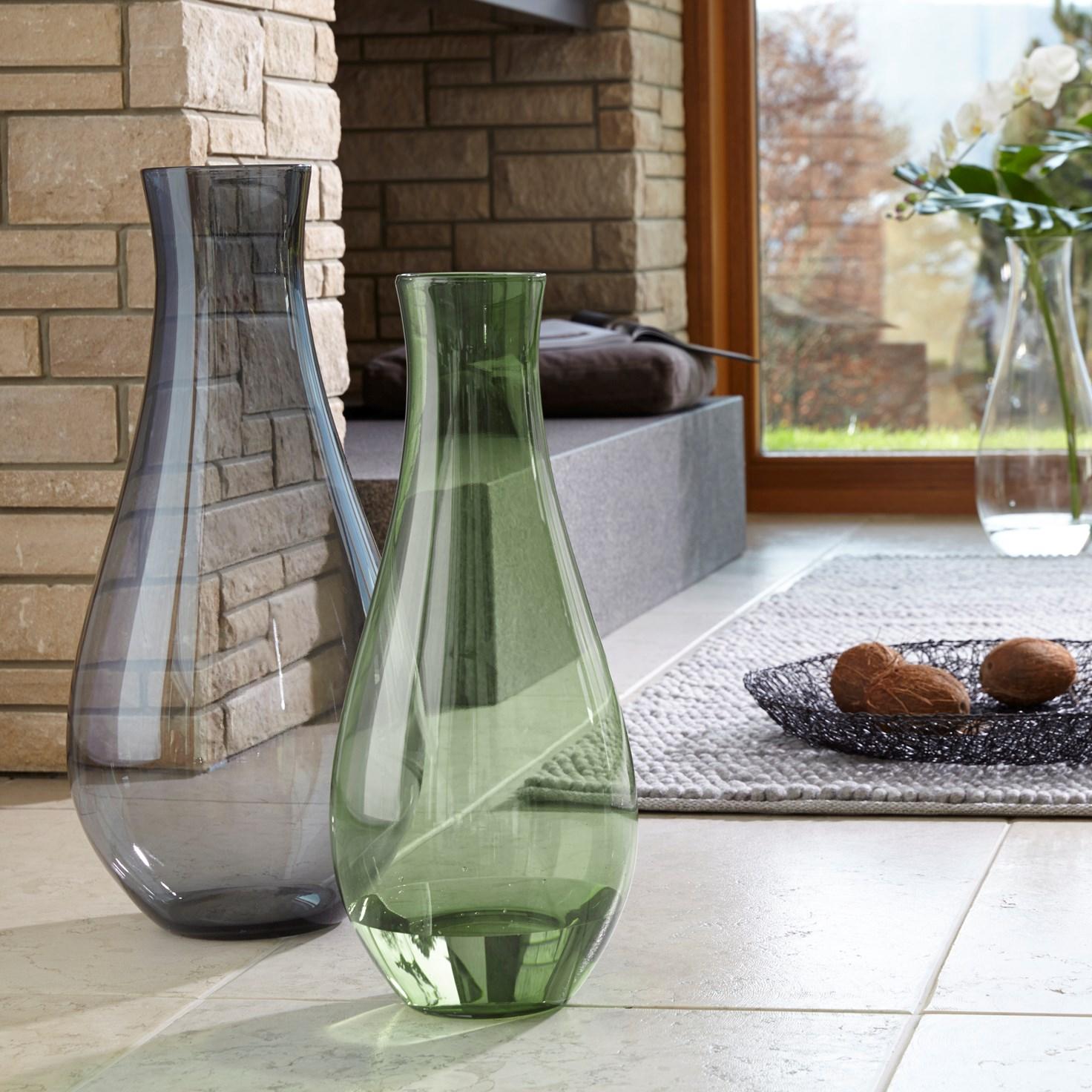 Váza GIARDINO 70 cm šedá_1