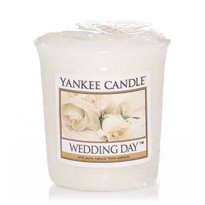 Vonná svíčka votivní Wedding Day_0