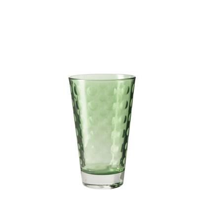 Sklenička Optic 300 ml zelená_1