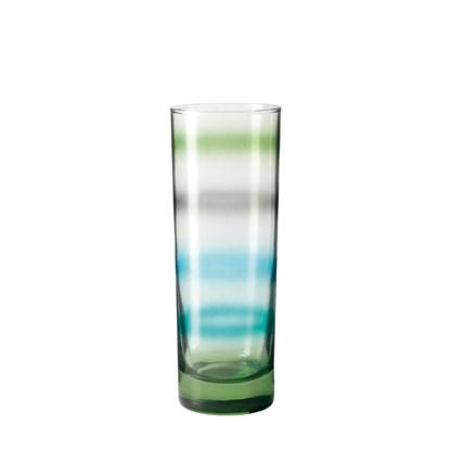 Sklenička na míchané nápoje Rainbow zel._0