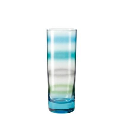 Sklenička na míchané nápoje Rainbow modr_0