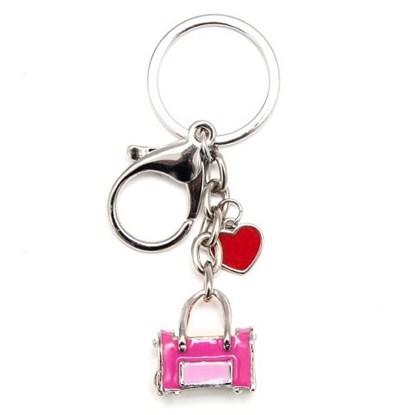 Přívěsek na klíče suitcase_0