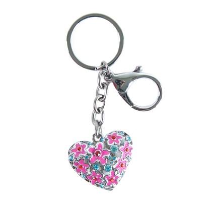 Přívěsek na klíče Blütenhdrz_0