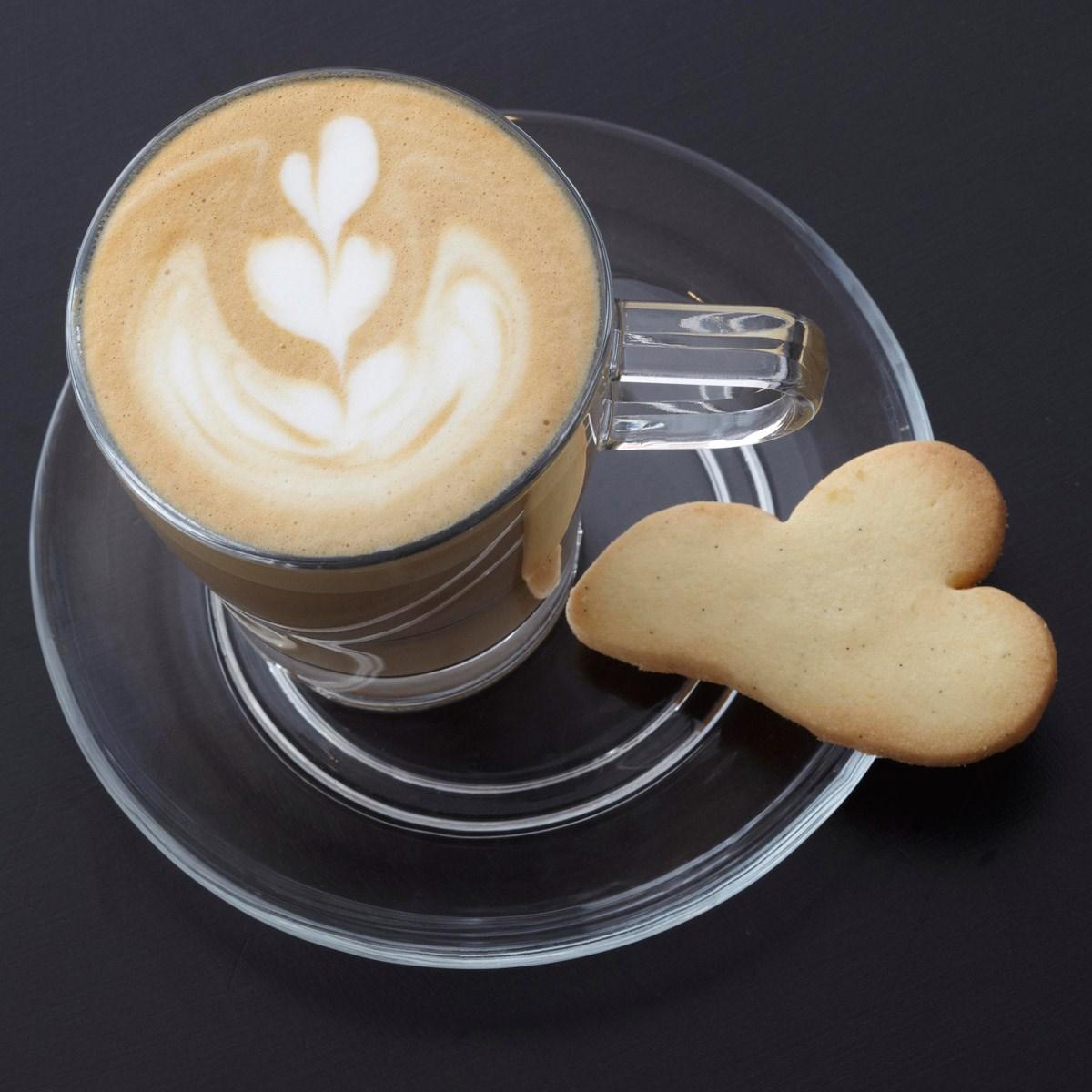 Šálek na kávu s podš. a lžičkou SENSO_0