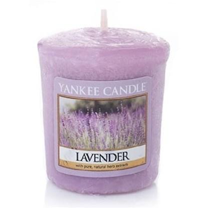 Vonná svíčka votivní Lavender_0