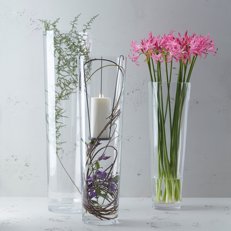 Váza 60 cm konická_2