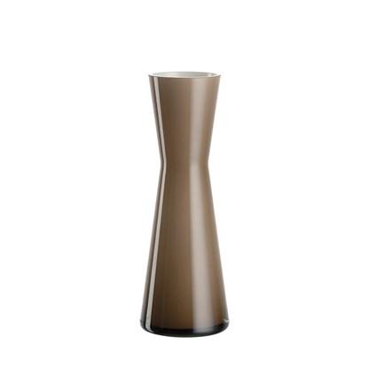 Váza Puccini 18 cm hnědá_3